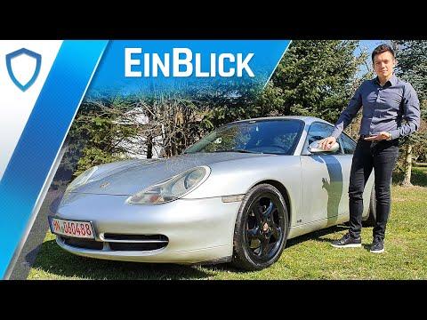Porsche 911 996 C2 (1998) - Noch stabil mit über 300.000 km auf der Uhr?