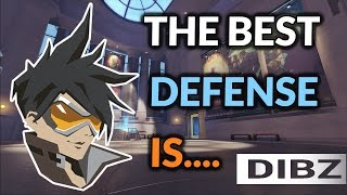 Overwatch: Defending With Tracer = POTG?