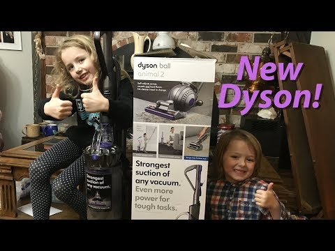 Dyson Ball Animal 2 UNBOXING | Black Friday Anniversary Gift