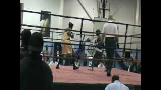 Xavier Scott vs Donte Brown