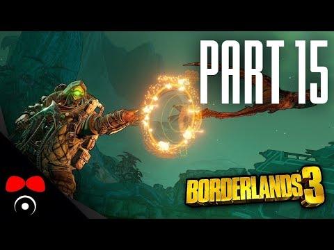 AI PROTI AI! | Borderlands 3 #15