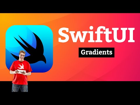Gradients – Guess the Flag SwiftUI Tutorial 3/9 thumbnail