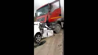 Жесткая авария в Татарстане