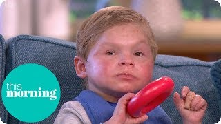 The 13-Year-Old Trapped in a Toddler's Body | This Morning