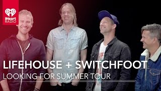 Lifefoot Switchlife Switchhouse Whatever you wanna call it this summer tour is