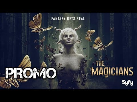 The Magicians Season 3 (Teaser 'Missing Magic? So Is Alice.')