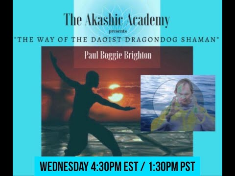 THE WAY OF THE DAOIST DRAGONDOG SHAMAN MASTER - EPISODE 1