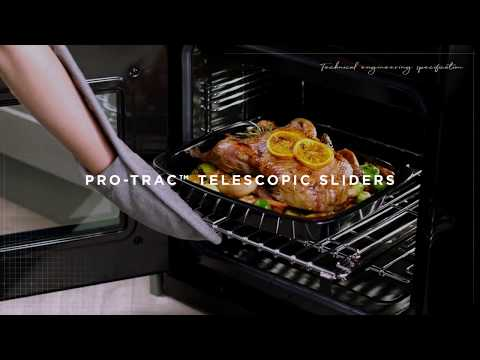 Stoves Range Cooker Induction ST-PREC-DX-S1100EI - Various Colours Video 3
