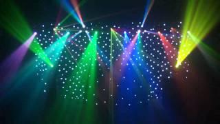 Graeme Wood DJ - Lighting Rig