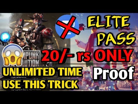 how to get free freefire elite pass in 20/- rs 100% working live proof I Garena Free Fire