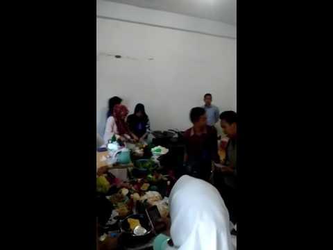 Lomba masak BRI Syariah KC Balikpapan, HUT RI ke 71