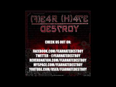 Electrostatic Judgement - Fear Hate Destroy