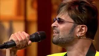 Himesh Reshammiya performance on Kapil sharma show