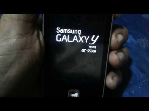 Solved][Fixed] Soultion/Fix of GALAXY Y(GT-S5360) White