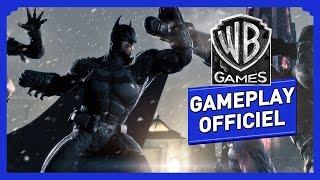 Batman Arkham Origins - Gameplay Officiel