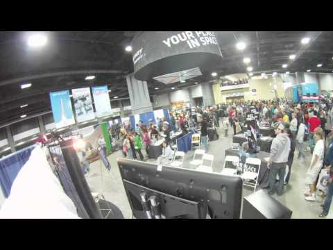 USA Science & Engineering Fair time-lapse 1