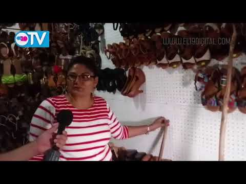 Comerciantes del Mercado Ernesto Fernandez continuan con trabajos
