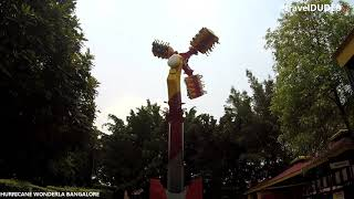 Hurricane High Thrill Ride || Wonderla Bangalore