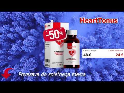 Popularni članci o hipertenziji