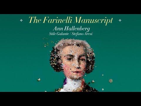 The Farinelli Manuscript - Hallenberg, Stile Galante, Aresi - Glossa