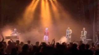 Erasure - 'Victim of Love - Live at the Seaside', Brighton 17/4/87