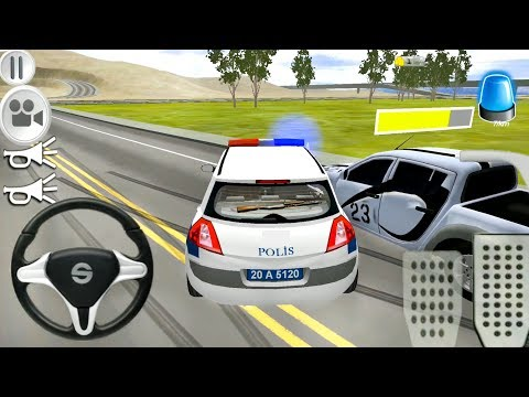 Citroen Polis Arabasi Simulator 2 - Android Gameplay FHD