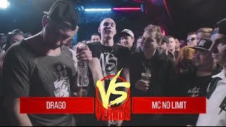 VERSUS BPM: Drago VS MC No Limit