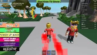 Вызвали демонов в игре Симуляторе роблокс Веселые детские игры GOD SIMULATOR 3 Roblox