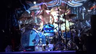 Doro Pesch - Out Of Control (Warlock Cover)  and Drum Solo in Houston, Texas