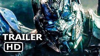 TRANSFORMERS 5 Official Trailer + ALL Teasers 2017 Mark Wahlberg Action Movie HD