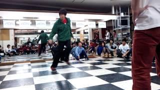名古屋小舞踏会1回戦