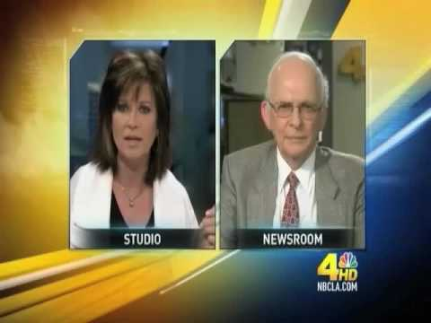 Aviation Attorney Ron Goldman Discusses Air France Flight 447 Crash on NBC LA