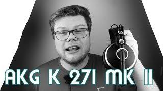 AKG 271 Kopfhörer - AKG K 271 MKii - Review Deutsch
