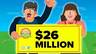How This Couple Won $26 Million in Lottery Using Math
