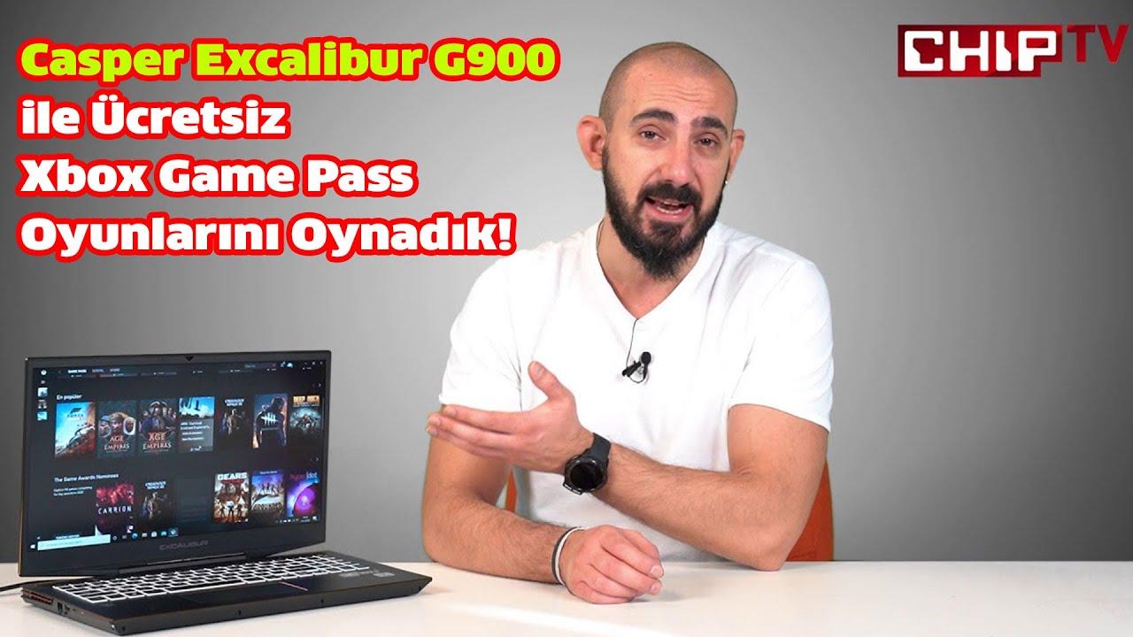 Chip Online kanalı Excalibur G900 oyun bilgisayarını inceliyor. Excalibur G900 Performansı nasıl? Excalibur G900 oyun performansı nasıl?Excalibur G900 ile 1 ay boyunca ücretsiz Xbox Game Pass'esahip olabilirsiniz.Detaylara Chip Online kanalında yayınlanan Excalibur G900 videosundan ulaşabilirsiniz. İyi seyirler!