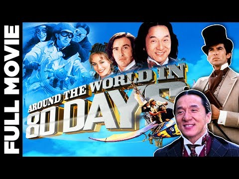 Around The World In 80 Days (2004)   Hindi Dubbed Movie   Jackie Chan   Steve Coogan