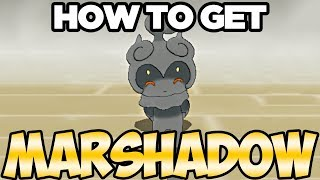 Marshadow  - (Pokémon) - How to Get Marshadow for Pokemon Ultra Sun and Moon | Austin John Plays