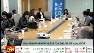 PH BPO needs to level up to 'analytics' - IBM