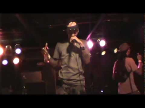Ed Turner performing LIVE 2013 ZYDECO ft Y2daWorld n Hollywood Dre