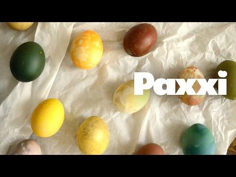 Πως βάφω τα πασχαλινά αυγά με φυσικούς τρόπους
