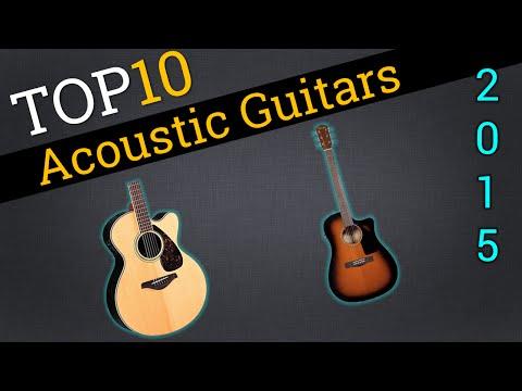 Top 10 Acoustic Guitars 2015 | Compare Acoustic Guitars