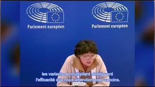 Variants COVID19: l'impasse de la stratégie de vaccination européenne