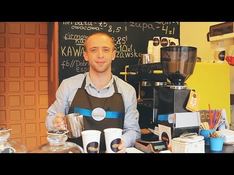 Самая маленькая кофейня в Европе