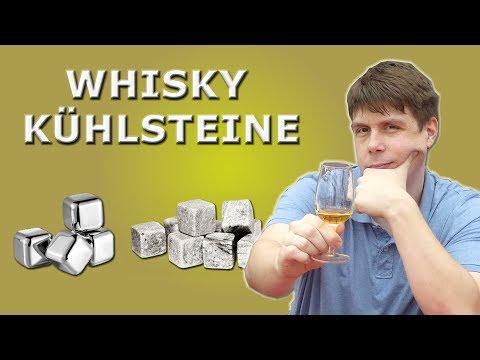 Kühlen Whisky Kühlsteine wirklich? Der Test mit eurem Spirituosen Ömmes!