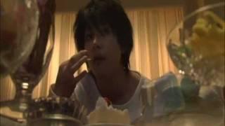甘い甘いLの・・・松山ケンイチ