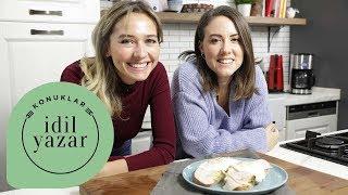 Cansu Dengey ile Avokadolu Yumurta Nasıl Yapılır | Kahvaltılık Tarifler