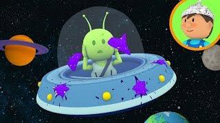Spaceship Car Wash?! - Carl's Car Wash