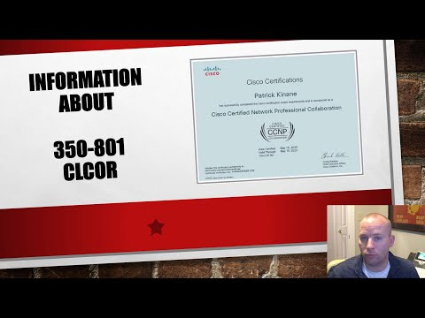 350-801 CLCOR - Questions and Answers - YouTube
