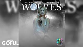 Gambar cover Selena Gomez, Marshmello - Wolves (Live AMAs 2017) [Audio]