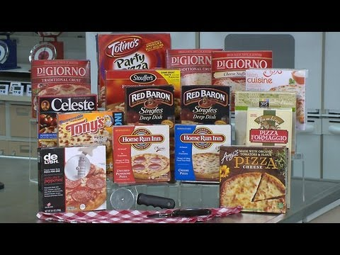 Frozen pizza review | Consumer Reports